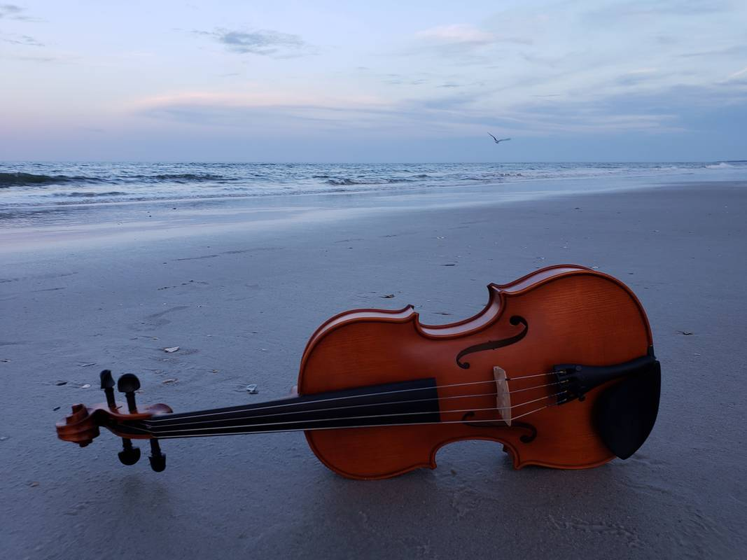 destination wedding, destination event, ocean, violin, carribean wedding