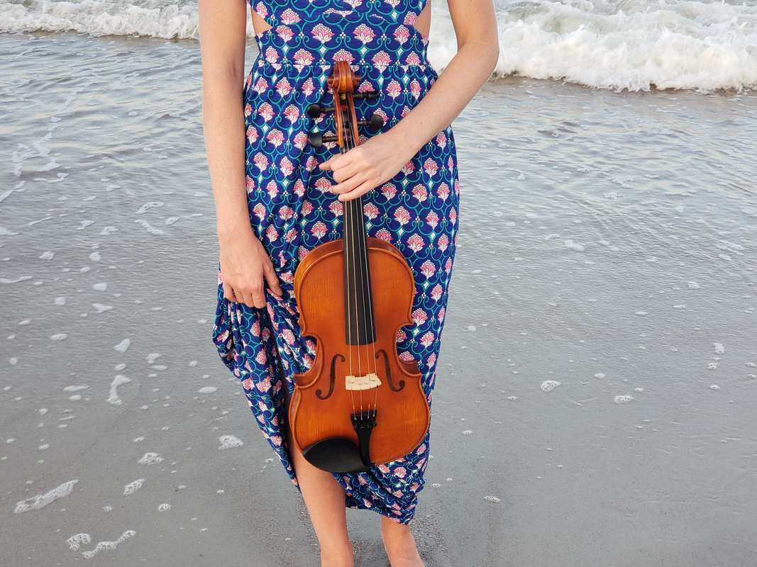 destination wedding, destination event, ocean, violin, beach wedding