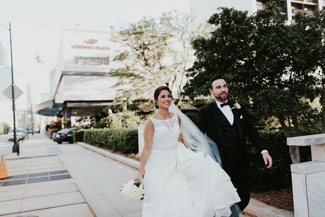 crowne plaza, atlanta, midtown, wedding, string trio